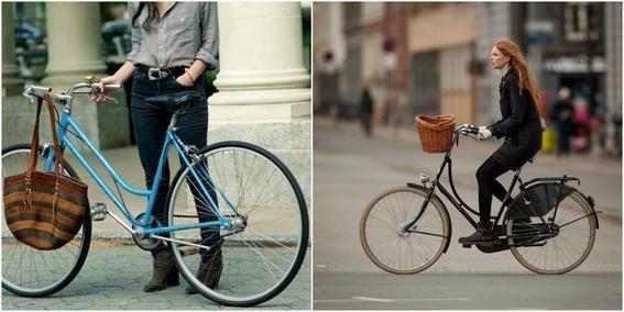 Consejos de moda para andar en bicicleta sin sentirte incómoda - Moda - culturacolectiva.com