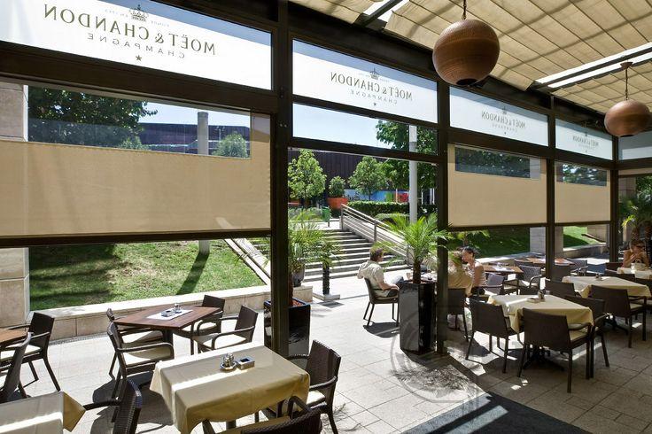 Cafe & restorant - Fixscreen by Renson