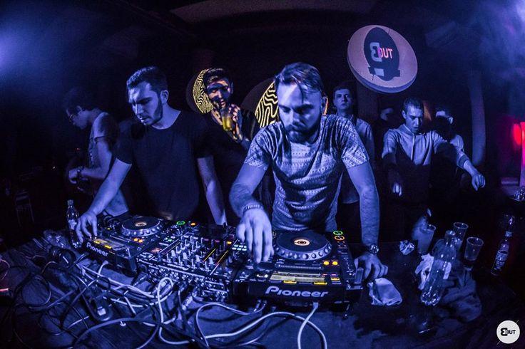 Atapy b2b Ulises - Last Night on Earth - BlackOut Timisoara