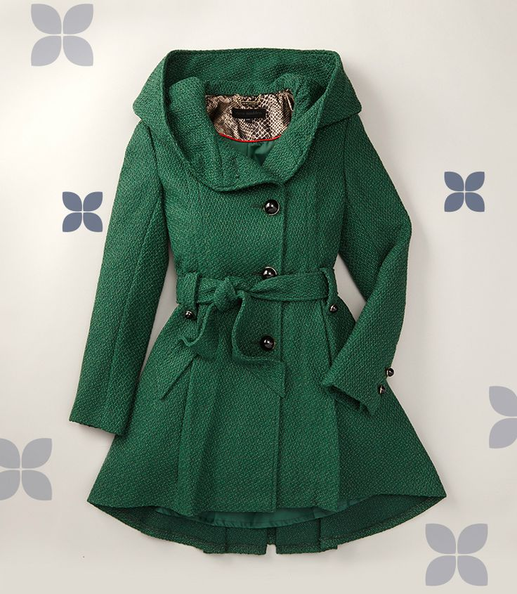 Green Coat For Women
