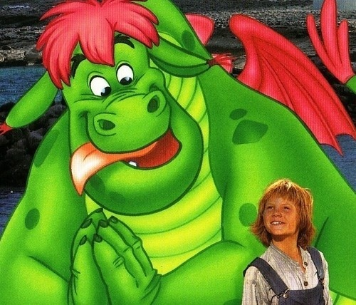 Disney sets David Lowry and Toby Halbrooks to write the Petes Dragon remake