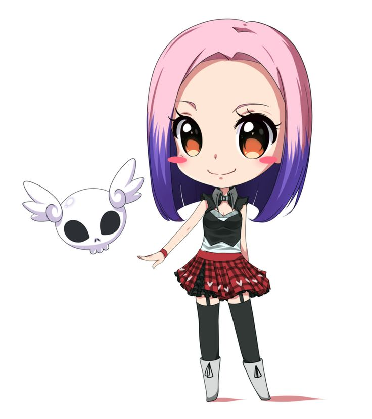 Commission - Chibi Reah - With Video by Rinine.deviantart.com on @DeviantArt