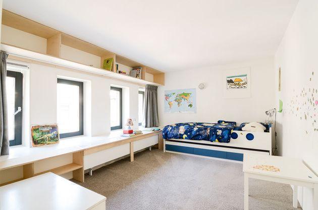 Altes Schulhaus In 10 Loft Apartments Umgewandelt Altes Schulhaus Loft Wohnung Modernes Haus