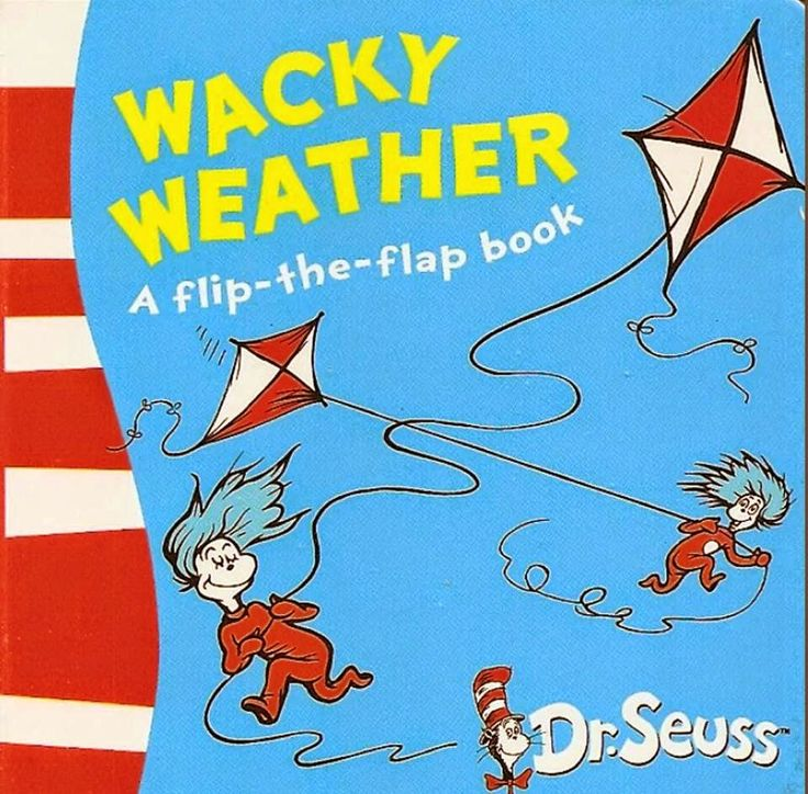 Classroom Freebies Too: Wacky Weather Handout (Dr. Suess Book)
