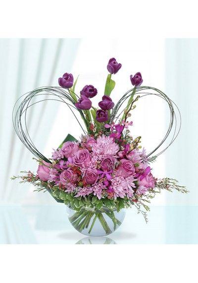 Loving Heart-Bouquet