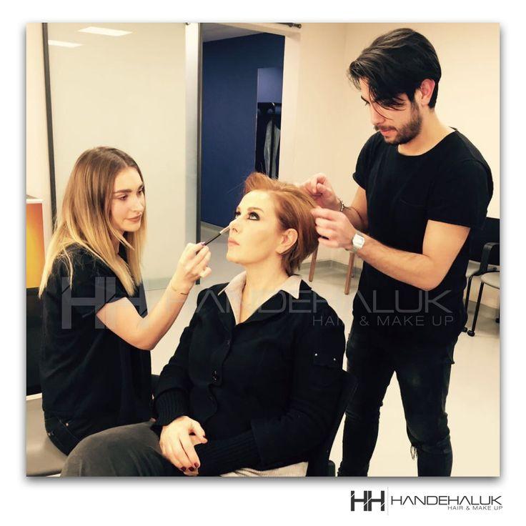 Geçen haftadan bir #tbt gelsin! Zorlu Performans Sanatları Merkezi'nde gerçekleşen Çağdaş Eğitim Vakfı öncülüğünde başlayan 'Forte 24 Genç Yetenek' projesi ve Zuhal Olcay… #HandeHaluk #ulus #zorlu #zorluavm  #zorlucenter #hair #hairstyle #hairdye #hairdo #hairoftheday #hairfashion #hairlife #hairlove #hairideas #hairsalon #hairartist #hairtrends #hairstylists #ZuhalOlcay