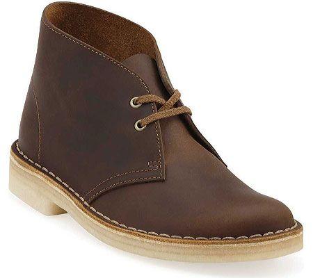Clarks-Desert Boot