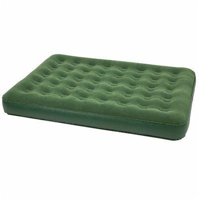 Queen Size Air Bed w/ Portable Air Pump 78'' x 60'' x 8''