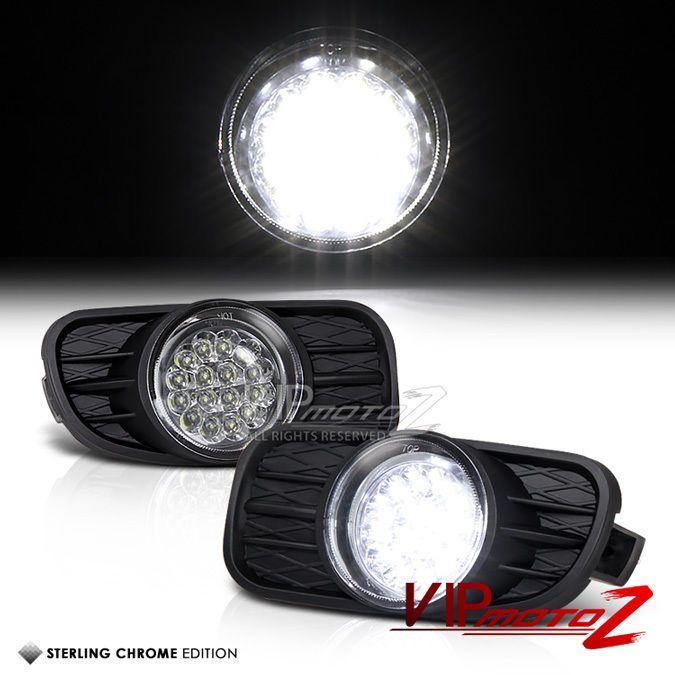 1999-2003 JEEP GRAND CHEROKEE WJ [BRIGHTEST LED] DRIVING FOG LIGHT LAMP LED BULB #VenomInc