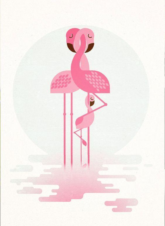 45 Modelos de Papel de Parede Celular Flamingo (Lindos!)  Flamingos   PapeldeParede  Celular  Diversos  Modelo…   Papel de Parede para Celular  Flamingos ... 319ba56521