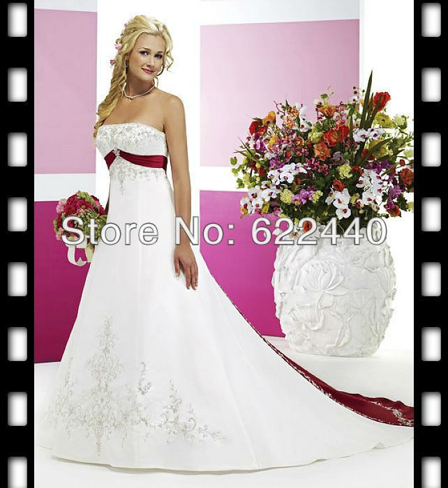 Cheap Wedding Dresses With Detachable Train Buy Quality Dress Summer Directly From China Free Shipping