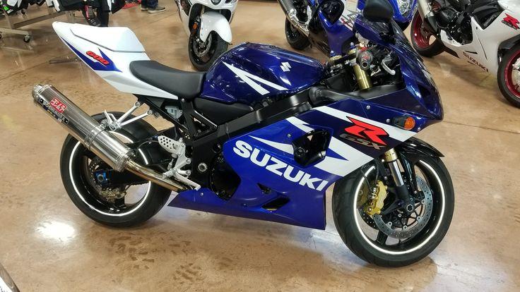 2004 #Suzuki #GSXR600 #Motorcycles - #Evansville, IN at #Geebo