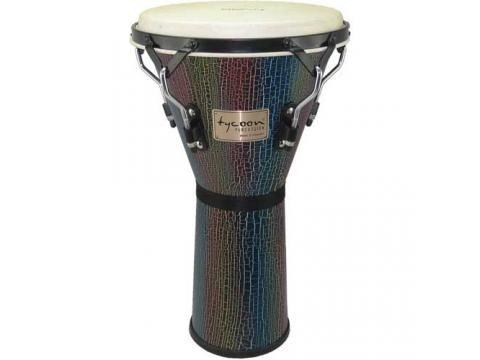 """Tycoon Percussion Supremo Djembe 12"""" Dark Iris #percussion #musician #drummer"""