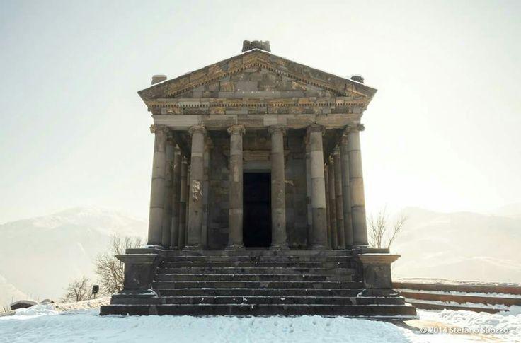 Tempio di Garni. Armenia