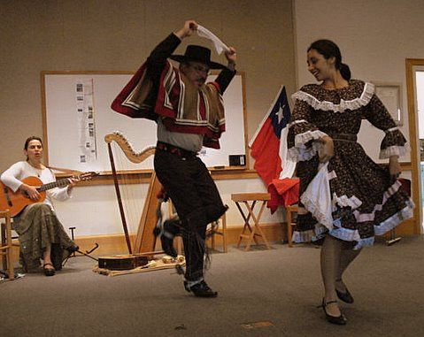 OBOC Chilean Music and Dance