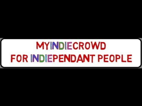 fund your book with myindiecrowd - YouTube