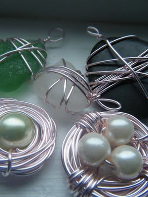 The Simple Craft Diaries: Fun with beading wire