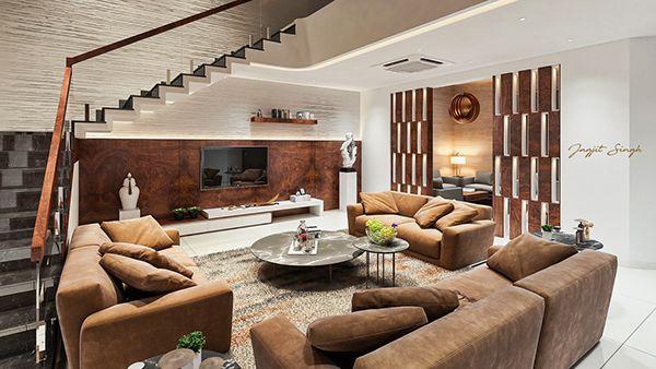 139 L Model Town On Behance Home Design Floor Plans Floor Plan
