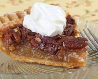 Sugar-Free Pecan Pie - think I might try without pie crust and grape nuts for a low carb desert.