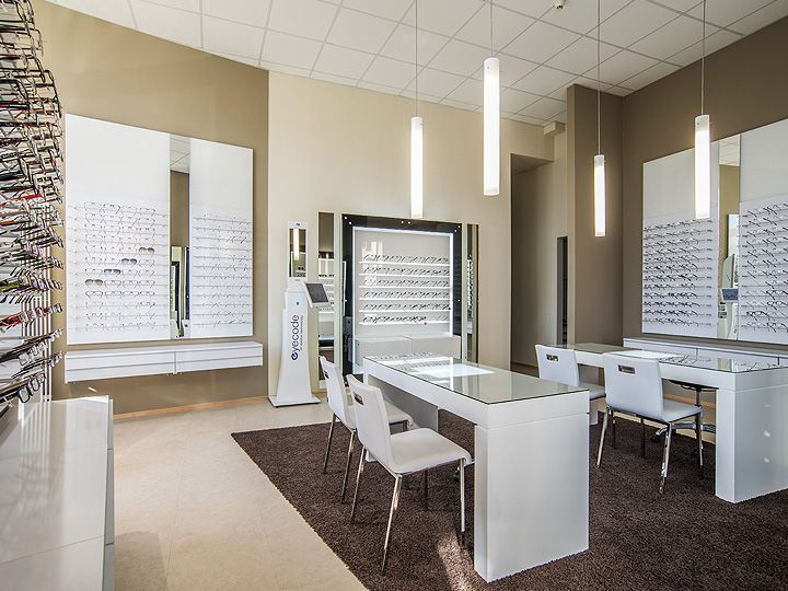 Optical dispensary example 108 for Office design examples