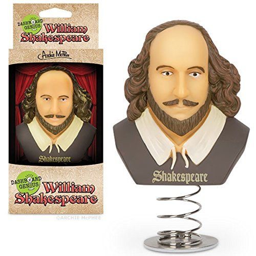 Amazon.com: Dashboard Genius Shakespeare: Toys & Games
