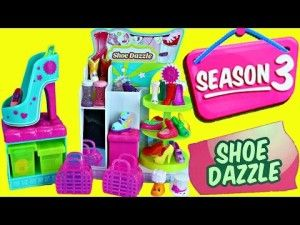 Shopkins Season 3 Playset Ballet Collection unboxing
