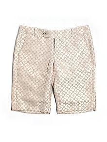 Practically New Size 4 Cartonnier Khaki Shorts for Women
