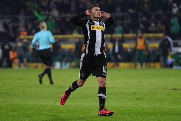 Transfer report: Leicester City plotting move for Thorgan Hazard as they prepare for Riyad Mahrez exit   Bible Of Sport