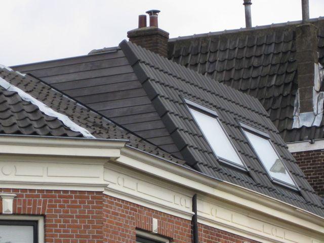 dakopbouw hellend dak - Google zoeken