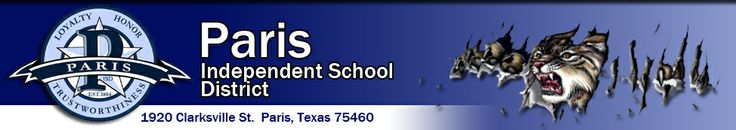 Paris ISD -read this letter from the supt regarding STAAR/TAKS results!