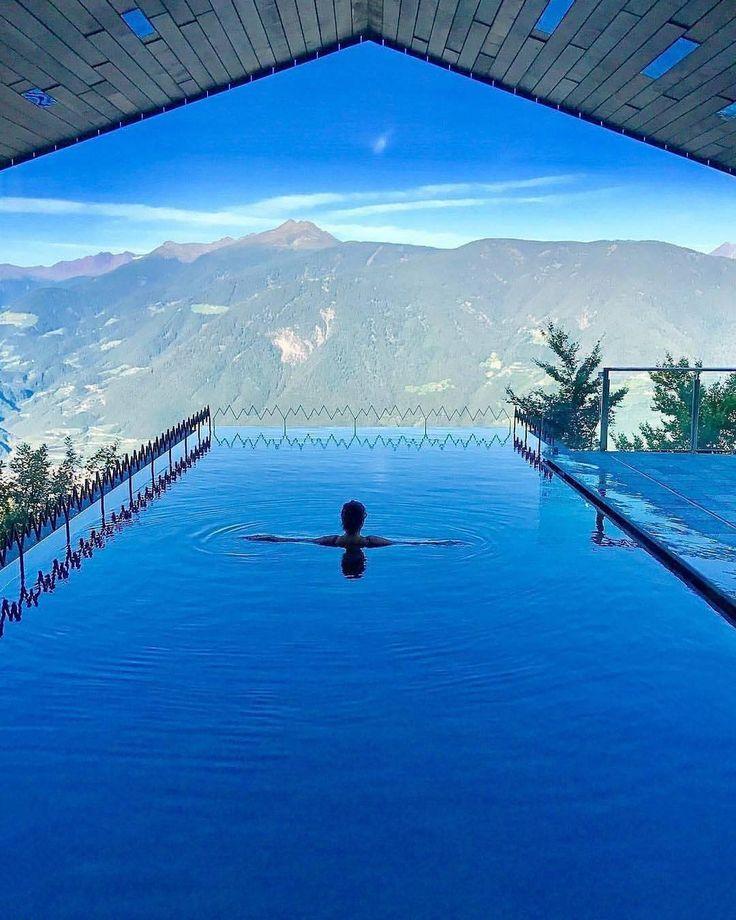 "4,157 Likes, 19 Comments - Architecture Interior & Design (@architecturedose) on Instagram: ""#architecturedose HOTEL: Miramonti Boutique Hotel in Meran, South Tirol 🇮🇹 Tag someone you ❤️!!…"""