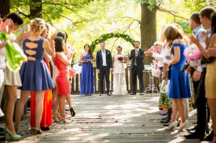 Luxury Die Hochzeitsfeier im eigenen Garten u Hochzeitsmagazin und Blog