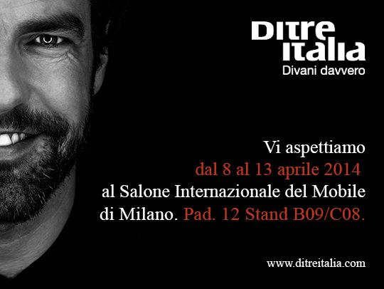 Ditre Italia al Salone Internazionale del Mobile di Milano 2014 - http://blog.ditreitalia.com/2014/03/ditre-italia-al-salone-internazionale-del-mobile-di-milano-2014/