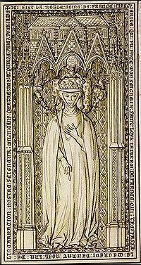 Надгробие Маргариты Прованской,В первые годы замуж.между Маргаритой и ее свекровью,Бланкой Кастильской,неоднокр. возникали конфликты;королева-мать имела на сына сильное влияние-в т.ч.и в политич.вопросах, и к тому же ревновала его к невестке.Кроме того, Бланка постоян.проживала вместе с молодой семьёй в их дворце на Ситэ и всегда сопровождала их в поездках.Лишь в 1247г. Маргарита смогла пересилить влияние матери на короля,и Бланке был выделен отдельные двор и и содержание.