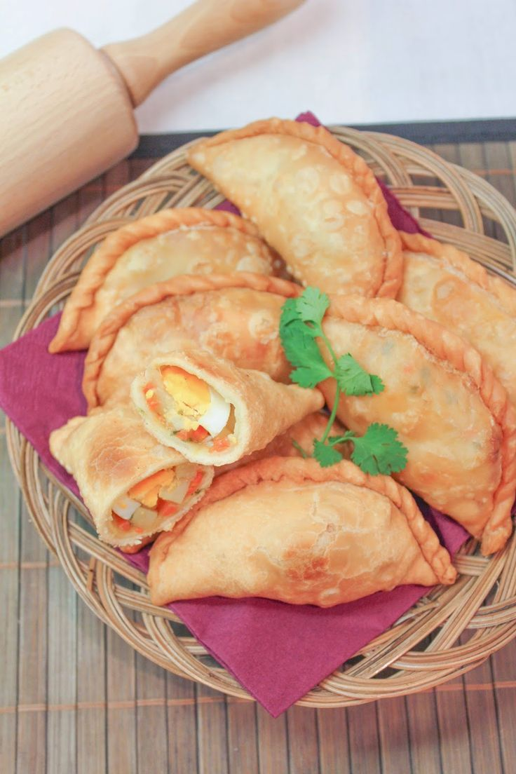 Pastel - Indonesian Pastry