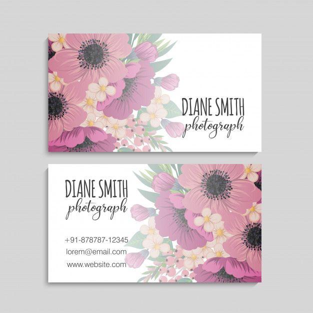 Download Flower Business Cards Hot Pink Flowers For Free Flower Business Pink Flowers Hot Pink Flowers