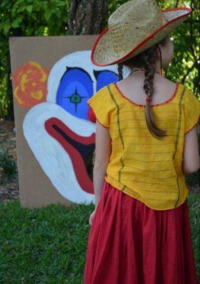 Brincadeiras para Festa Junina: Boca do Palhaço