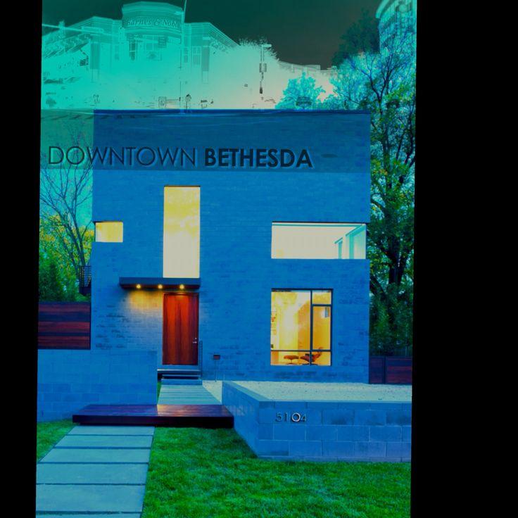 "Modern Mashup of this Bob Gurney's ""Hampden House"" in Edgemoor"