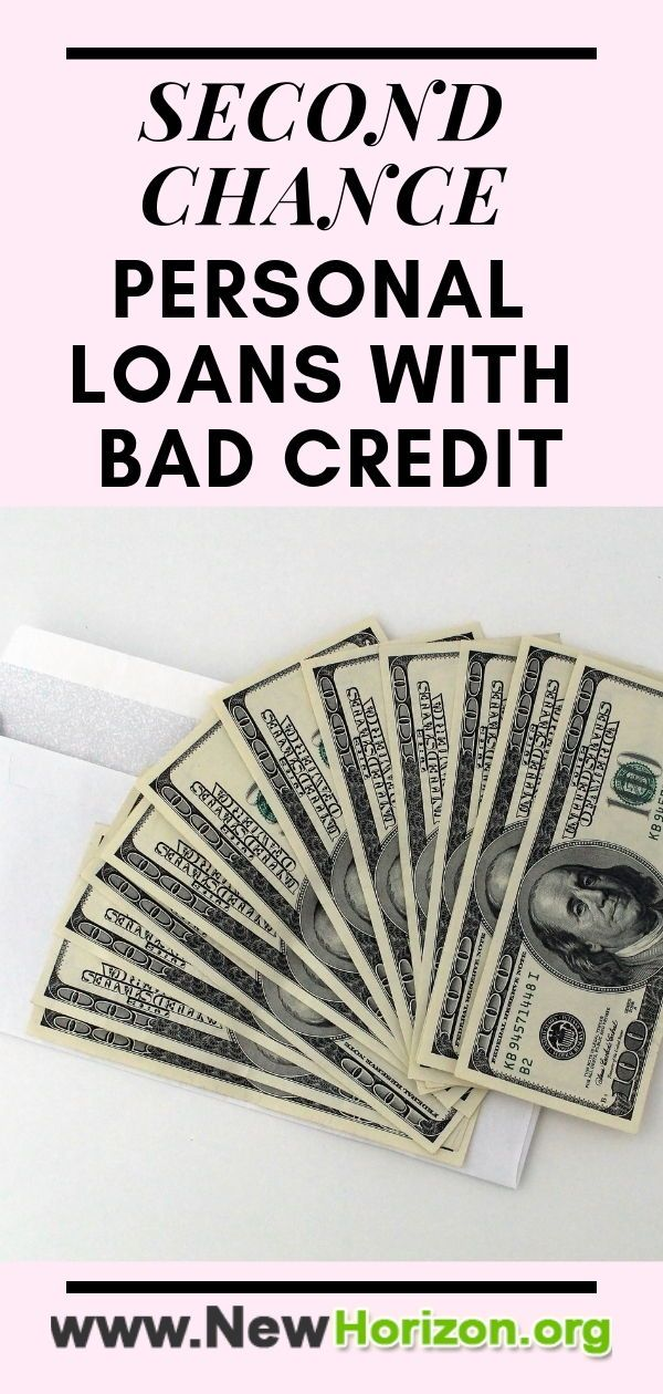 Second Chance Loans For Bad Credit Loans For Bad Credit No Credit Check Loans No Credit Loans