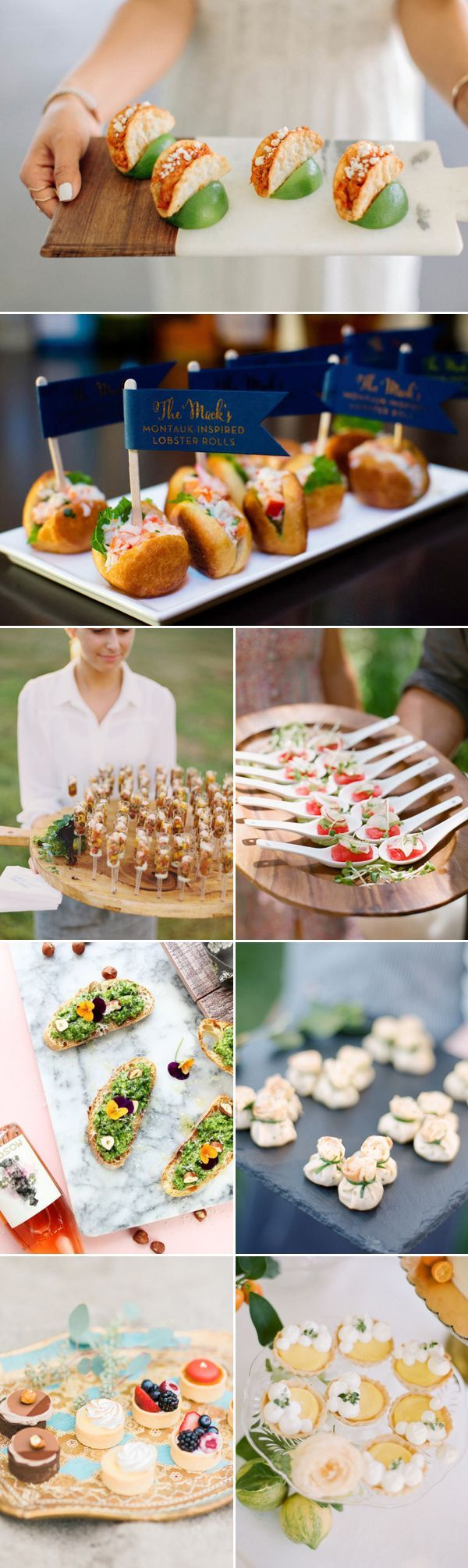 Attention Foodies! Here Comes 2016 Wedding Food Trends!