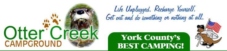 Otter Creek Campground - York County Campground - PPL Campground