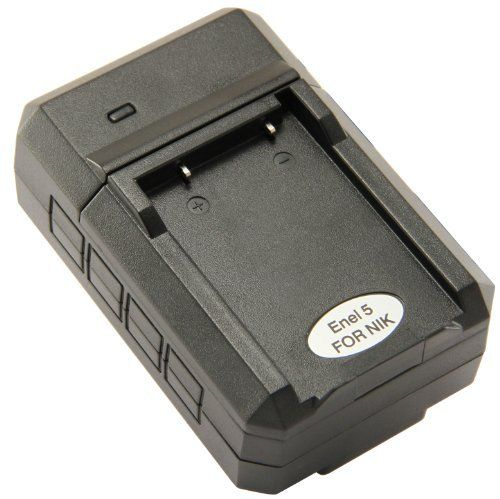 STK's Nikon EN-EL5 Battery Charger - for Nikon Coolpix P500, P510, P100, P90, P80, P6000, P5100, P5000, 5200, 7900, S10, P4, 4200, 5900, 3700, P3, ENEL5, MH-61 by SterlingTek. $14.99. STK's Nikon EN-EL5 Battery Charger - for Nikon Coolpix P500, P510, P100, P90, P80, P6000, P5100, P5000, 5200, 7900, S10, P4, 4200, 5900, 3700, P3, ENEL5, MH-61.  STK's Nikon EN-EL5 Battery Charger (SterlingTek Trademark) was designed to meet or exceed the OEM charging capacity. Our company h...