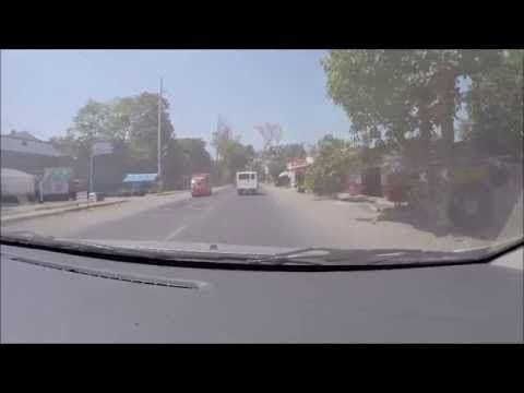 Road to Cagayan de Oro City