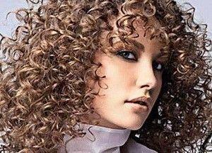 особенности химической завивка на средние волосы