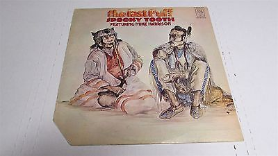 SPOOKY TOOTH The Last Puff Featuring Mike Harrison 1970 VINYL LP A&M 4266