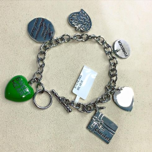 Many charms available from Shulan's Fairlawn Jewelers