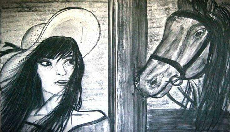 Χειροποίητος πίνακας ζωγραφικής σε τελαρωμένο καμβά, 80x60, παστέλ. Επισκεφτείτε την ιστοσελίδα www.viewofart.gr Handmade painting on stretching canvas, 80x60, pastel. Visit our site www.viewofart.gr