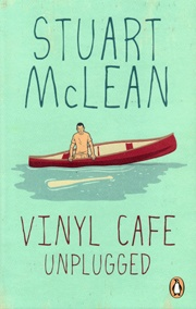 "Another pinner said, ""I love Stuart and the Vinyl Cafe more than words can say.  If you've never heard of it (or listened), check your local NPR listings.  You won't regret it :)"""