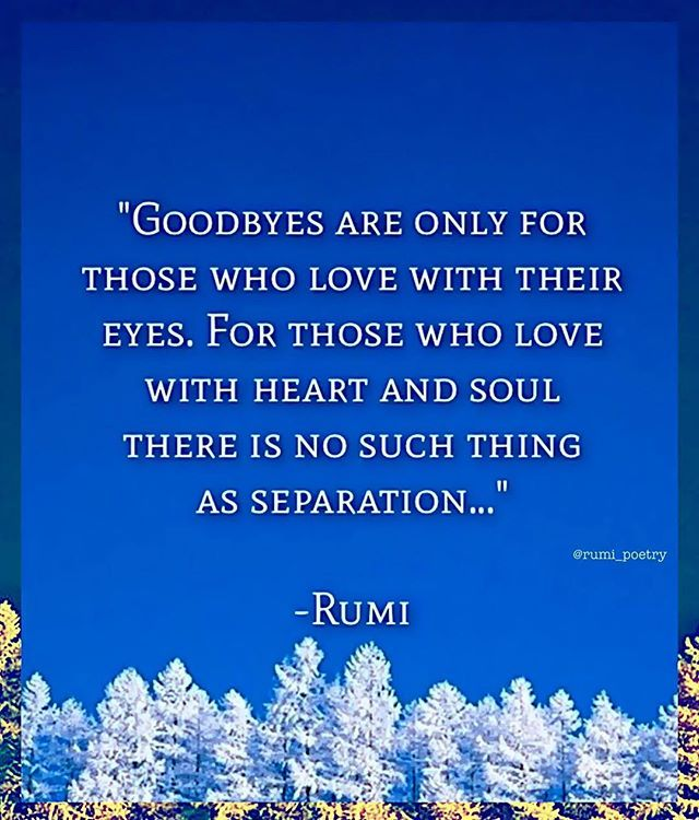There is no such thing as separation☄  #rumi_poetry#rumi#quoteoftheday#rumiquotes#wordsofwisdom#sufi#wordstoliveby#meditation#spirituality#behappy#lovelife#loveyourself