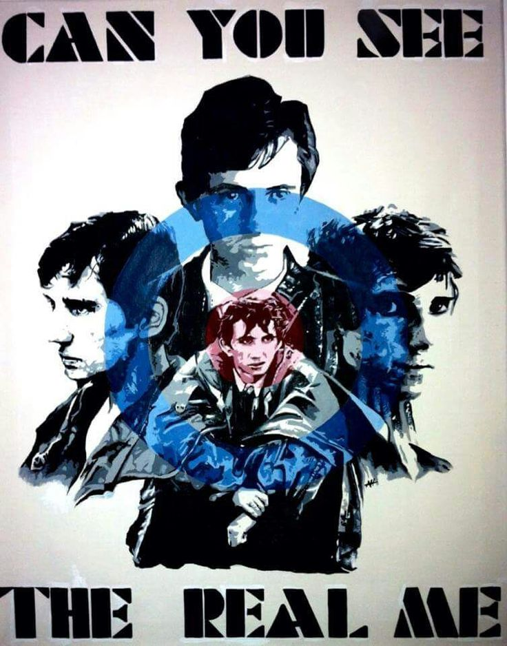 Quadrophenia Jimmy Copper